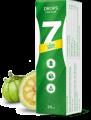 7 Slim é o único que utiliza as propriedades dos ingredientes naturais para dar harmonia ao seu corpo