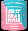 Compre Jelly Bear Hair se você deseja obter cabelos grossos com cabelos longos e saudáveis!